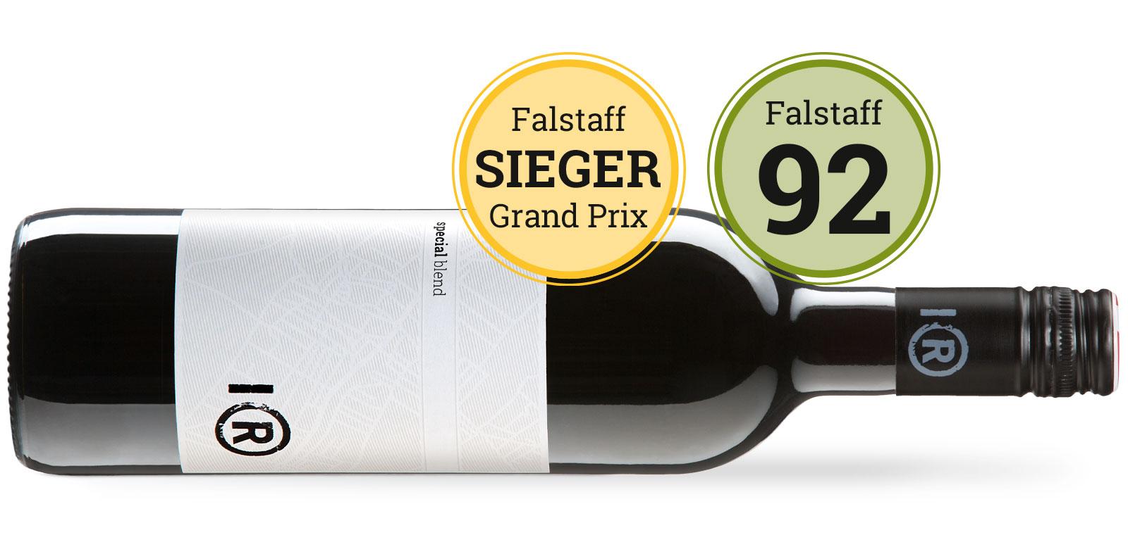 falstaff-sieger special blend 2018